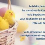 Joyeux Week-End de Pâques